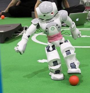 机器人 足球